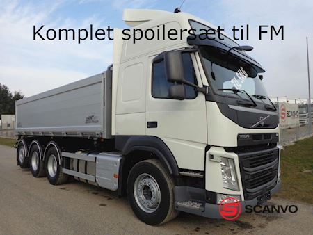 various_tagspoiler_volvo_fm4_extras